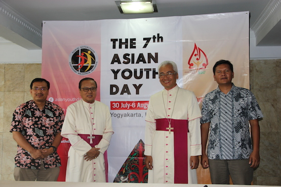 Đức Thánh cha không tham dự Đại hội Giới trẻ Á châu lần thứ 7