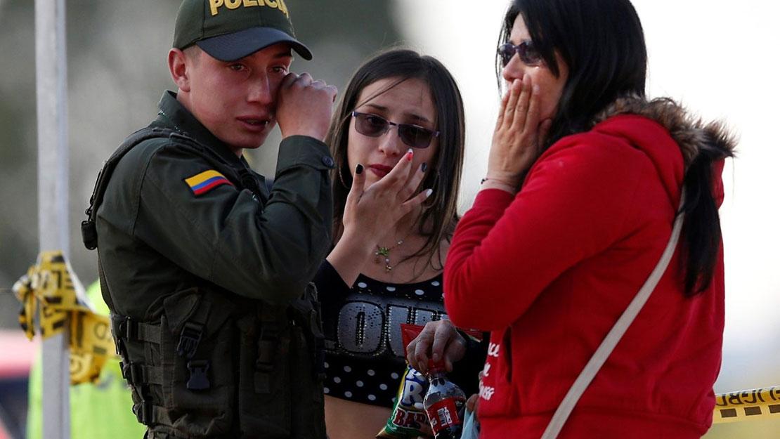 Đức Thánh Cha lên án vụ tấn công vào học viện cảnh sát tại Colombia khiến 21 người thiệt mạng