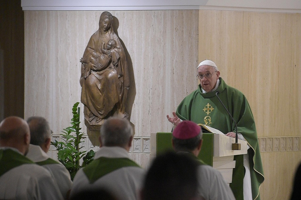 Đức Thánh Cha: Lời cầu nguyện nhỏ làm