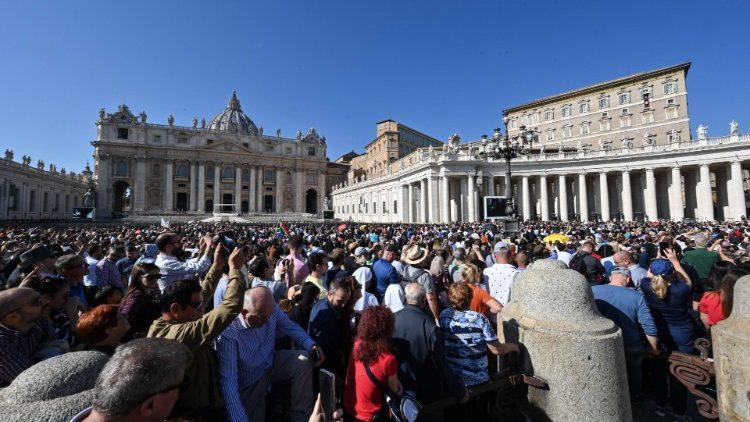 Đức Thánh Cha: Nơi nào có sự ích kỷ, nơi đó không có sự sống