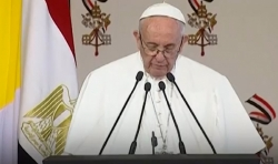 Đức Thánh Cha phát biểu tại Hội nghị Hòa bình ở Cairo