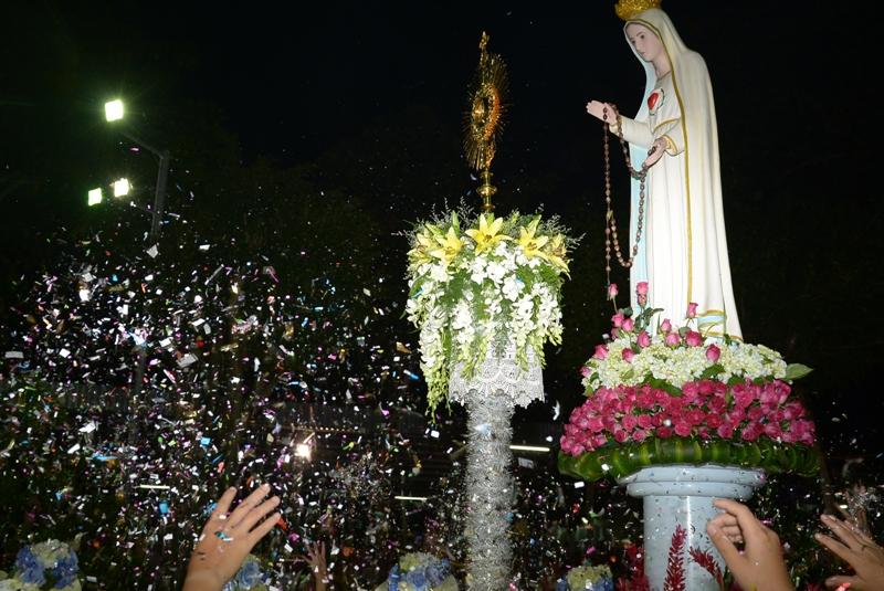 Hành Hương Mừng Kính Mẹ Fatima tại Vĩnh Long