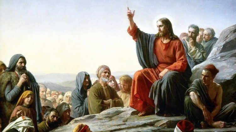 Được ơn hoán cải sau khi đọc Kinh Lạy Cha