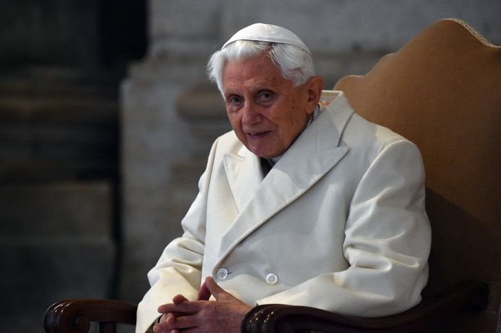Đức Giáo Hoàng Bênêđictô XVI lên tiếng về hôn nhân đồng tính