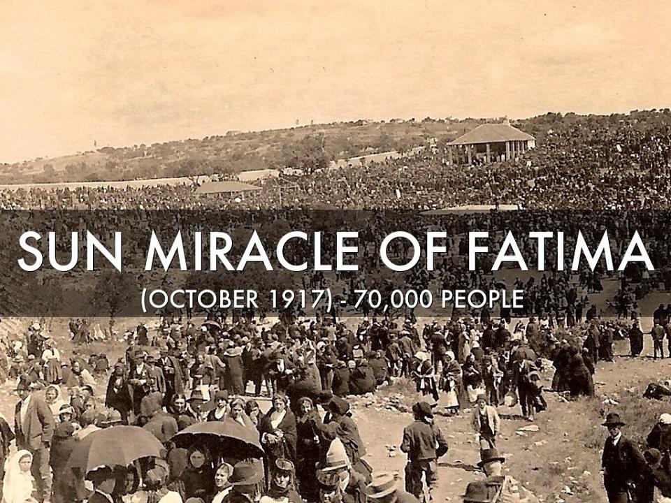 Fatima Năm 1917