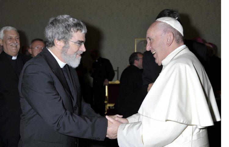 Gặp nhà thiên văn của Vatican