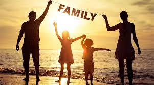Gia đình : 2 tiếng thật thiêng liêng