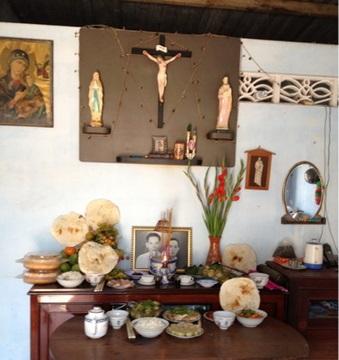 Gia nhập Công Giáo có thể cúng bái tổ tiên không?
