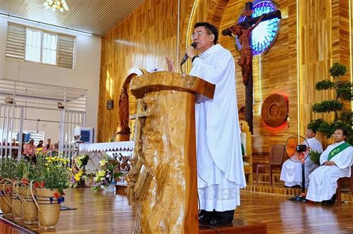 Giáo dân và bài giảng của linh mục