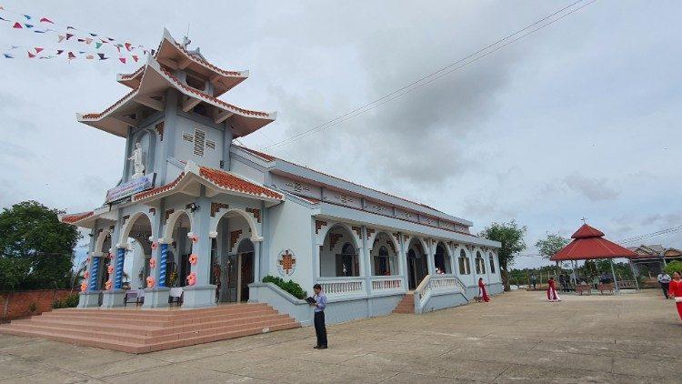 Giáo hội Thụy Sĩ dành cuộc lạc quyên vào tháng Mười giúp Giáo hội Việt Nam