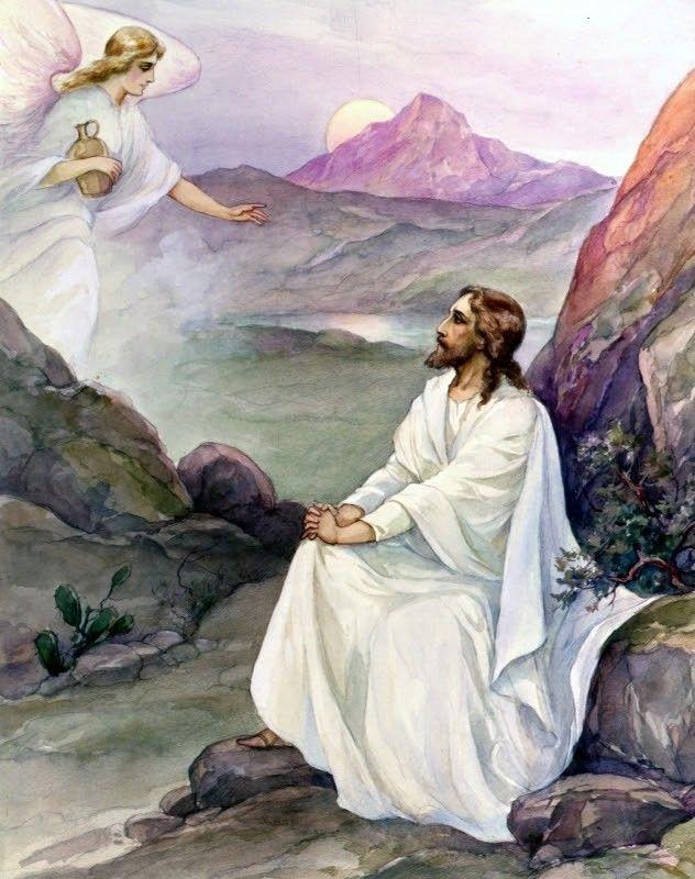 Giáo lý hình ảnh: Chúa nhật I Mùa Chay - Năm B
