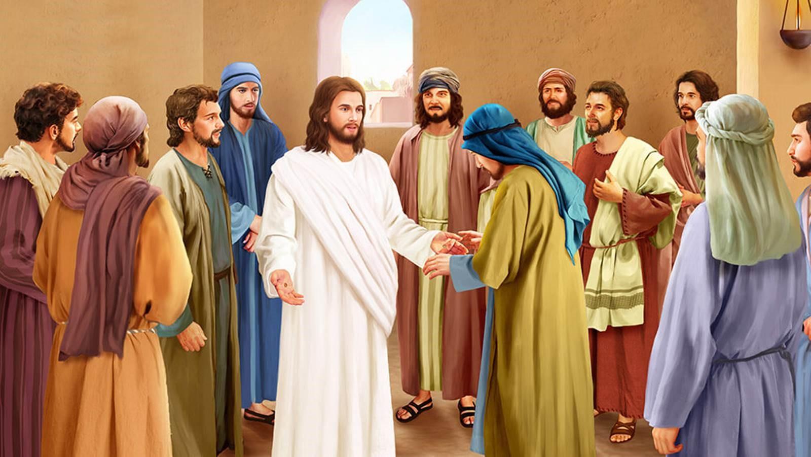 Giáo lý hình ảnh: Chúa nhật II Phục Sinh - Năm B