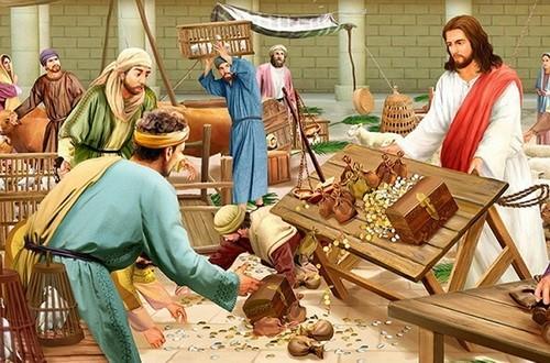 Giáo lý hình ảnh: Chúa nhật III Mùa Chay - Năm B