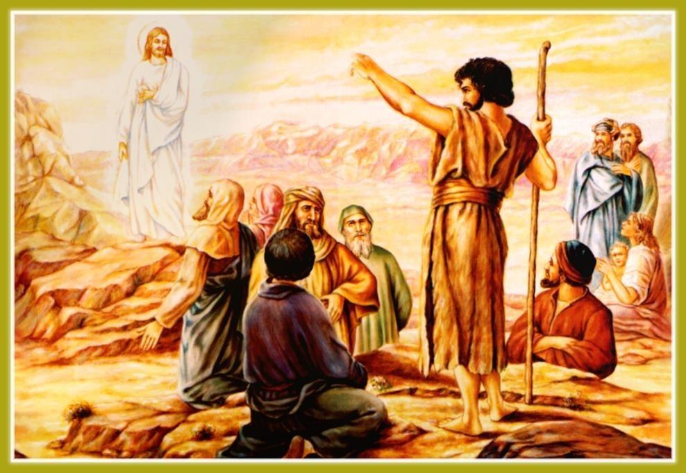 Giáo lý hình ảnh: Chúa nhật III Mùa Vọng năm B