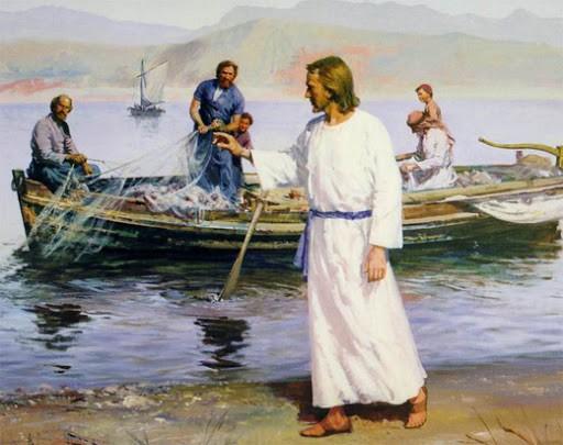 Giáo lý hình ảnh: Chúa nhật III Thường niên - Năm B