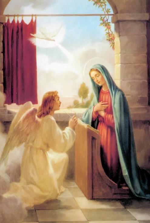 Giáo lý hình ảnh: Chúa nhật IV Mùa Vọng năm B