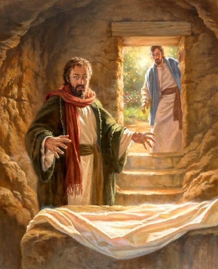 Giáo lý hình ảnh: Chúa Nhật Phục Sinh - Năm B