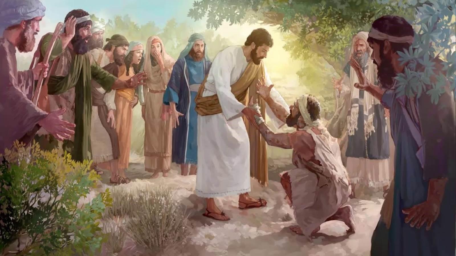 Giáo lý hình ảnh: Chúa nhật VI Thường niên - Năm B