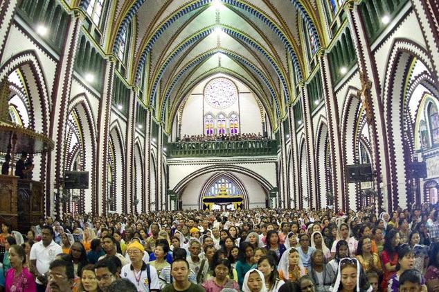 Giới thiệu Giáo Hội và đất nước Myanmar