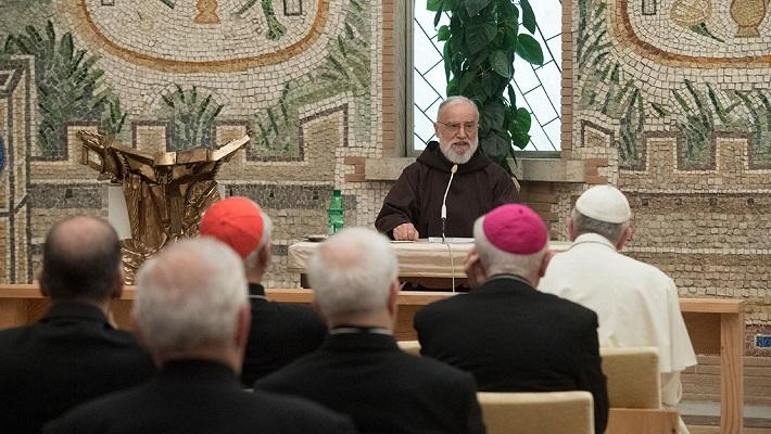 Giới thiệu vài nét về cha Raniero Cantalamessa, giảng thuyết viên phủ Giáo Hoàng trong 3 triều Giáo Hoàng