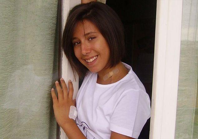 Giulia Gabrieli, thiếu nữ đón nhận và chịu đựng ung thư cách anh hùng