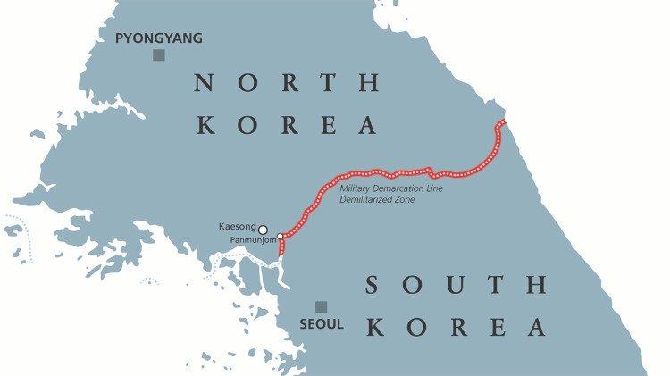 Hàn Quốc mong muốn hòa bình và thống nhất