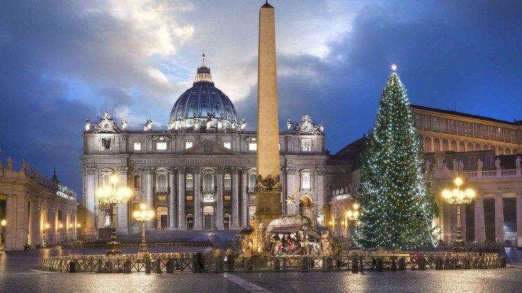 Hang đá Giáng sinh 2021 ở Vatican có phong cảnh của Peru