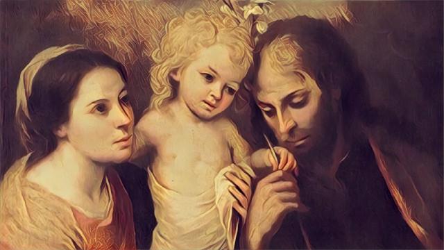 Hãy chạy đến với Thánh Giuse nếu đời sống hôn nhân của bạn gặp trắc trở