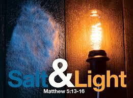 Hãy là muối và ánh sáng cho trần gian