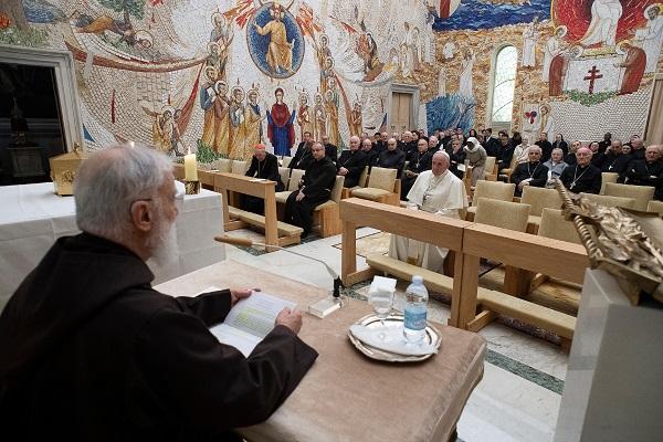 Hãy trở về trong chính bạn! Bài giảng Mùa Chay thứ hai năm 2019 của Cha Raniero Cantalamessa, vị giảng thuyết của Phủ Giáo Hoàng - 1