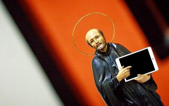 Thánh I-Nhã, một người bình thường, nhưng sự thánh thiện thì không bình thường