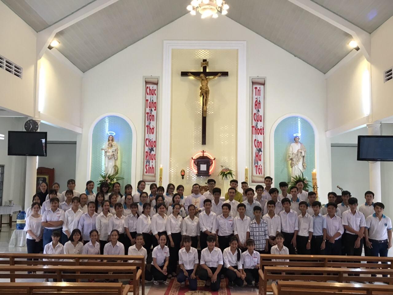 Họ Đạo Đức Mỹ: Người trẻ sống đức tin và chứng nhân Chúa Kitô thời đại công nghệ 4.0