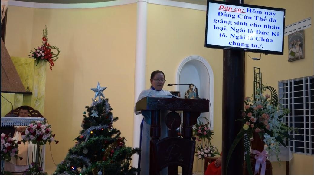 Họ đạo Tân Thanh : Mừng Chúa Giáng Sinh