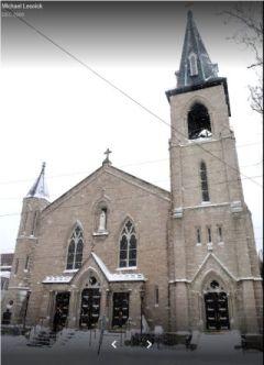 Hoa Kỳ có thêm một vương cung thánh đường mới: nhà thờ St Mary ở Old Town Alexandria, Virginia.