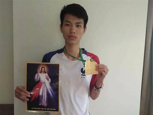 Học sinh Công Giáo đạt giải vàng Toán quốc tế