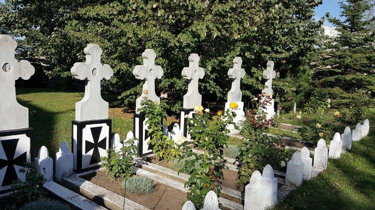 """Hội thanh niên CombinAzioni ở Ý và sáng kiến """"Tái sinh nghĩa trang"""""""