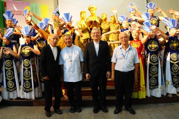 Hội thảo Văn hóa: Bốn Trăm Năm Hình Thành Và Phát Triển Chữ Quốc Ngữ Trong Lịch Sử Loan Báo Tin Mừng Tại Việt Nam