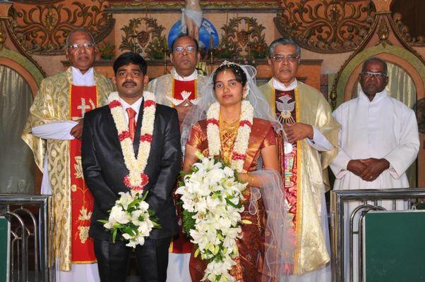 Hôn nhân khác đạo: Một thách đố chính cho Giáo hội tại Nam Á Châu