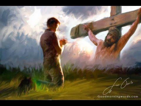 Trong vai trò một người cha, tôi học được bài học lớn nhất đời mình dưới cây thập giá