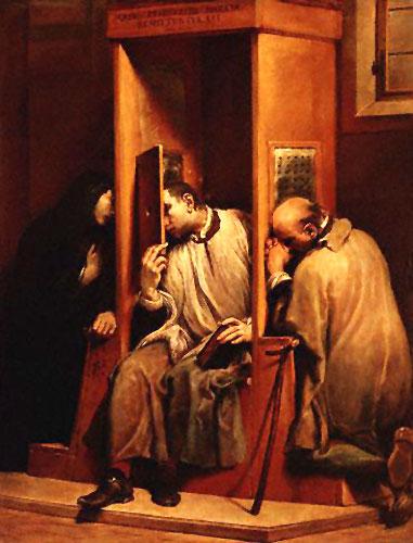 Hướng dẫn xưng tội