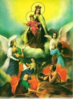 Ích lợi của việc xin lễ cầu cho các linh hồn luyện ngục và  cho mình