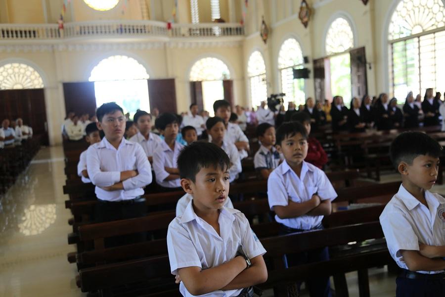 Lễ giỗ 2 năm Đức Ông Phêrô Nguyễn Văn Tài - Ảnh minh hoạ 10