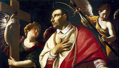 Thánh Carôlô Borômêô, giám mục.