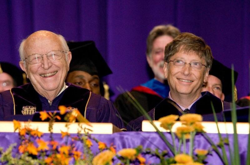 Cha của tỷ phú Bill Gates giáo dục con như thế nào?