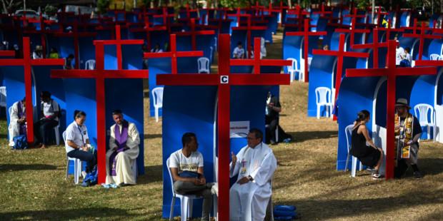 """JMJ Panama: """"Công viên tha thứ"""" và 250 tòa giải tội"""