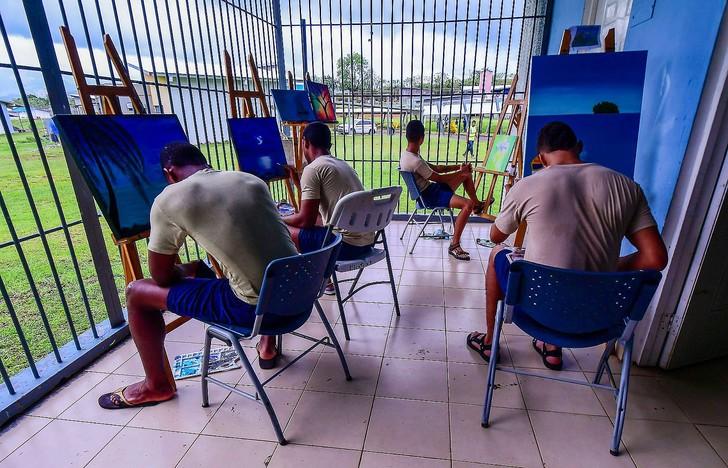 JMJ Panama: Đàng sau nhà tù, những con người