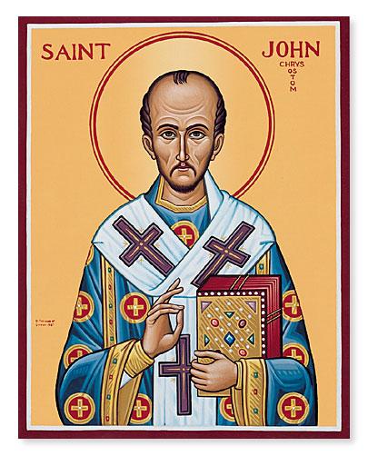 Thánh Gioan Chrysostom