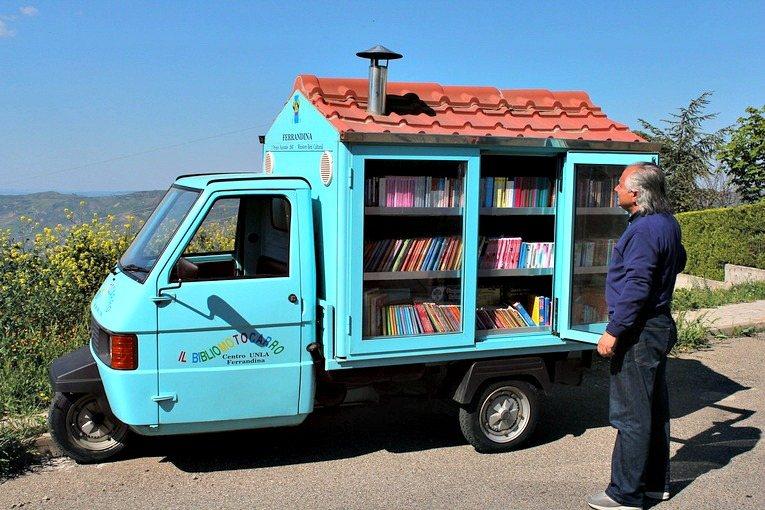 Khám phá những thư viện nhỏ xinh trên thế giới và tìm cho mình niềm đam mê với sách