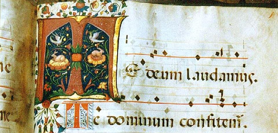 Khi nào hát thánh thi Te Deum ?