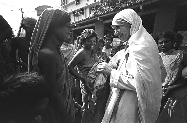Khi người nghèo có Mẹ Têrêxa Calcutta